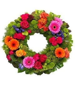 Wreaths and posies