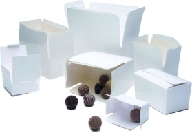 Small Box of Belgian chocolates