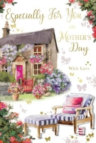 Mothers day luxury card £2.75